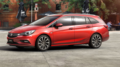 Holden Astra Sportwagon Confirmed For Australia - Arriving Late 2017