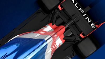Renault Formula One team to rebrand as Alpine, suggesting a big future