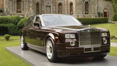 Electric Rolls-Royce Phantom Could Be Around The Corner: Report
