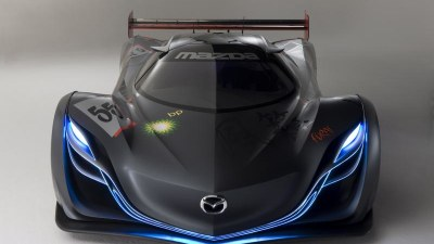 Mazda Moving Away From Nagare Design Language, 'Thrusting Motion' Ahead