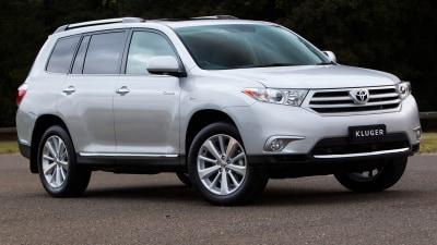 2011 Toyota Kluger Launched In Australia
