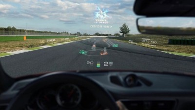 Porsche's real-life video game