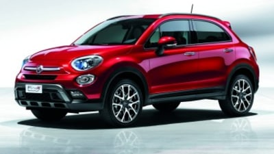 Fiat's new baby SUV