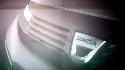 Dacia Teaser Images Ahead Of Geneva Motor Show