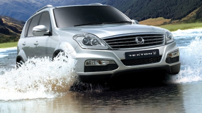 2014 SsangYong Rexton: Price And Features For Australia