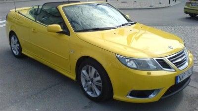 2008 Saab 9-3 convertible photos