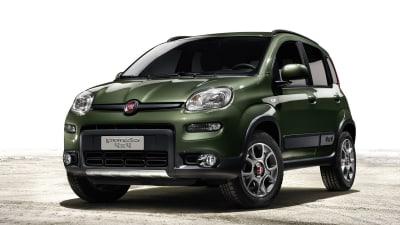 Fiat Panda 4x4 Revealed Ahead Of Paris Motor Show Debut