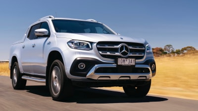 Mercedes-Benz X-Class X350d V6 2019 review
