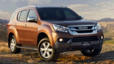 2017 Isuzu MU-X range review