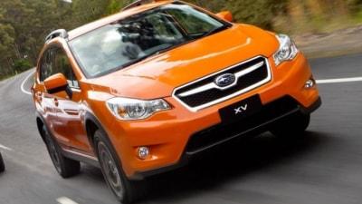 Sportier SUVs on Subaru Australia's Wishlist