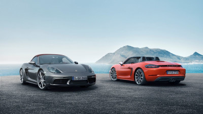 2016 Porsche 718 Boxster With 4cyl Turbo Power Now On Sale - Price, Specifications, Features
