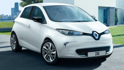 Renault Zoe Electric Vehicle Revealed, Australian Debut On The Cards