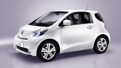 Toyota iQ and Urban Cruiser set for Geneva unveiling