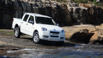 Great Wall Motors Launches First Chinese-Made Cars Into Australian Market
