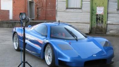 Australia's Joss Supercar to enter production