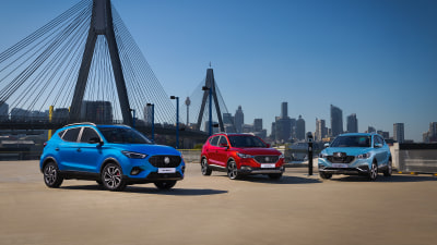 MG sales growth anchored by ZS SUV