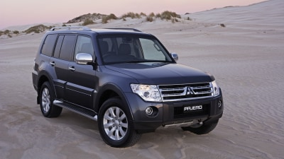 Mitsubishi Pajero used car review