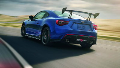 Subaru BRZ tS and WRX STI Type RA Unveiled In The US