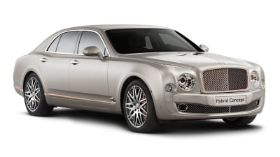 Bentley SUV's Hybrid System Coming To Beijing... In A Mulsanne