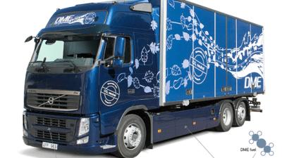 Volvo Trucks To Field-Test Bio-DME Biofuel-Powered Trucks