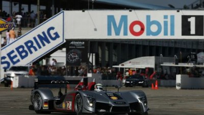 Audi R15 TDI Wins Debut Race at Sebring