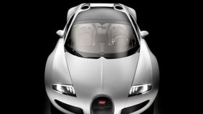 Bugatti Veyron 16.4 Grand Sport: Veyron Goes Topless