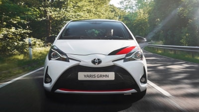 Toyota hungry for hot hatch