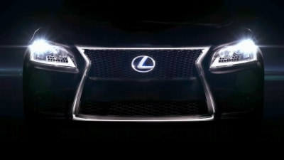 Lexus Developing New Coupe On GS Platform: Report