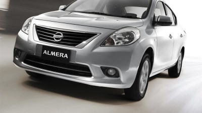 Nissan Almera On Sale In Australia