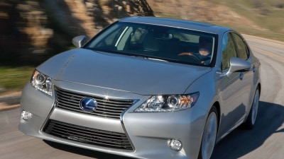 Lexus ES Confirmed For Australian Return In Late 2013