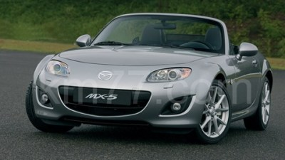 2009 Mazda MX-5: More Pictures Surface