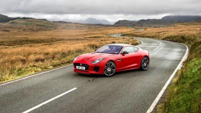 Jaguar Unveils New Four-Cylinder F-Type Price Leader
