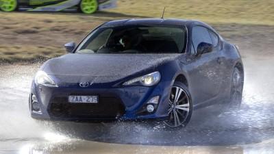 2012 Toyota 86 Track Test