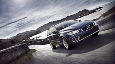 Volvo Ocean Race XC70 And XC90 Limited Editions