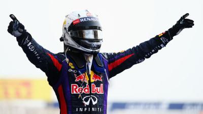 F1: Vettel Takes Win In Bahrain Thriller