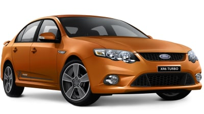 2010 Ford Falcon 50th Anniversary XR And G Series Models Launched