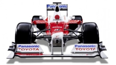 F1: Toyota To Sell 2010 Designs