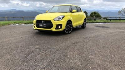 2018 Suzuki Swift Sport new car review