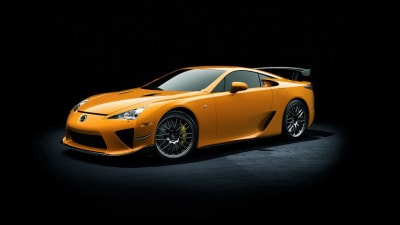 Lexus LFA Special Edition Launched, Only 50 To Be Made