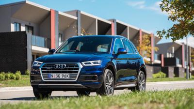 2017 Audi Q5 - Price And Features For Australia