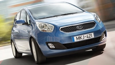 2010 Kia Venga (No 3 Concept) To Debut At Frankfurt Motor Show, Aus Debut No Certainty