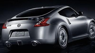 2009 Nissan 370Z Now In US Showrooms