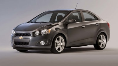 2012 Barina Makes US Debut As Chevrolet Sonic
