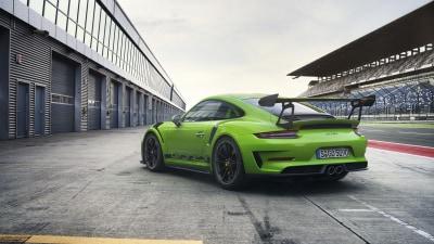 2018 Porsche 911 GT3 RS revealed