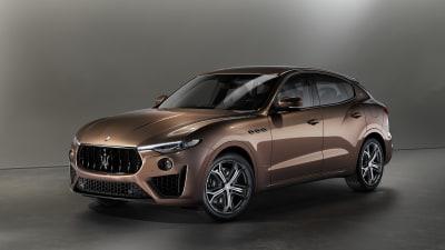 Maserati launches Levante Zegna special edition