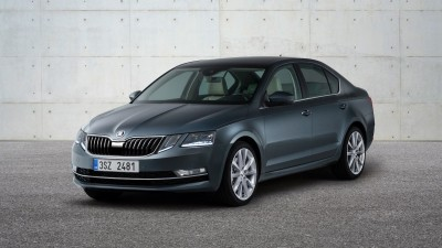 2017 Skoda Octavia Update Revealed Overseas - A Fresh Face And A Revised Rear
