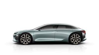 Report: Citroen to build full-sized sedan