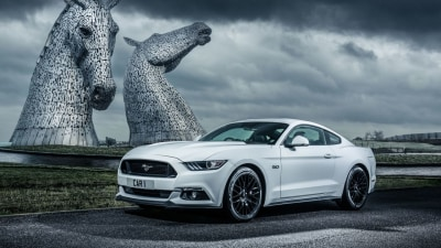 American Favourite Charms The World: Mustang Named World's Best-Selling Sports Car