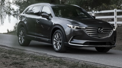 2016 Mazda CX-9 Safety Equipment Detailed Ahead Of July Launch
