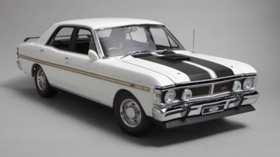 A Ford Falcon XY GTHO Phase 3 We Can All Afford